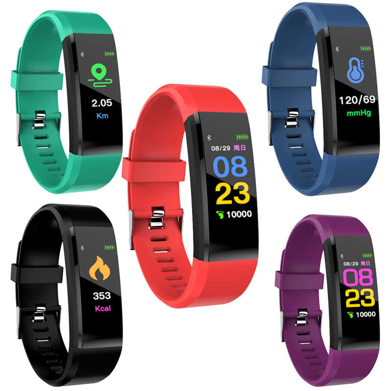 Detail Feedback Questions about ID 115Plus Waterproof Smart Band