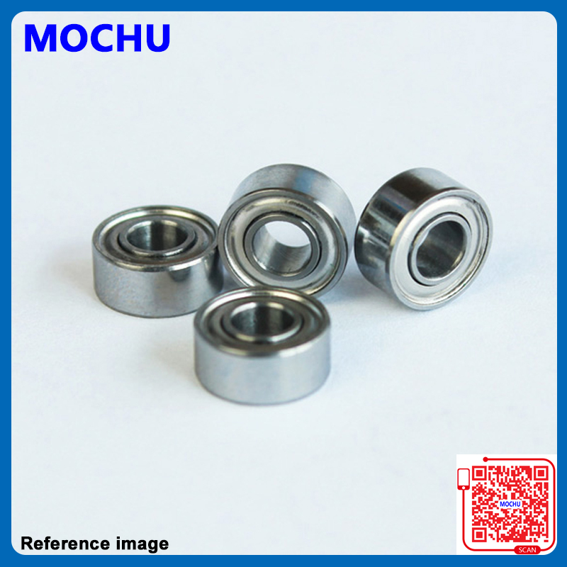 10pcs <font><b>Bearing</b></font> 626 <font><b>626Z</b></font> 626ZZ 6x19x6 ABEC-1 MOCHU Shielded Miniature Ball <font><b>Bearings</b></font> MINI Deep groove ball <font><b>bearings</b></font>, single row image