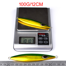 1pc Lead fish 60g-160g fishing lure 5 color fishing Bait Casting Lure Deep Bass Fishing Tackle Exported to Japan