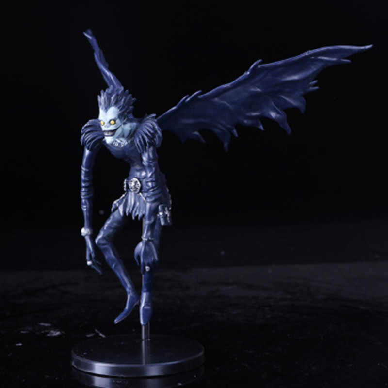 2019 new 15cm Death Note Deathnote Ryuk Ryuuku Rem 18cm-15cm Statue Figure Toy Loose New X'mas