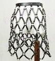 Мода платье ремень панк личность женщины из натуральной кожи пояс ночной клуб сексуальная женщина юбка заклепки в комплекте ремни