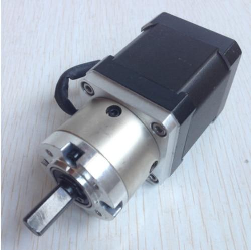 Nema 17 42 stepper motor planetary gear - reduction ratio of 1: 3.75 42 stepper motor slowdown gear motor 42 57 slowdown stepper motor motor length 56
