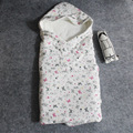 80*80 CM cubiertas de cama manta Recién Nacido toddle bebé bolsa de dormir del bebé mantas recién nacido swaddle mes bebés sobres para los recién nacidos