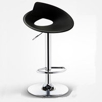 Bar chair lift modern minimalist high stool creative stool commercial bar chair bar stool back bar chair