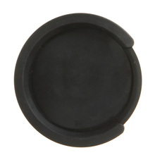 Acoustic Guitar Sound Hole Cover Soundhole Rubber Mute for 38″/39″ 41″/42″ Color Black
