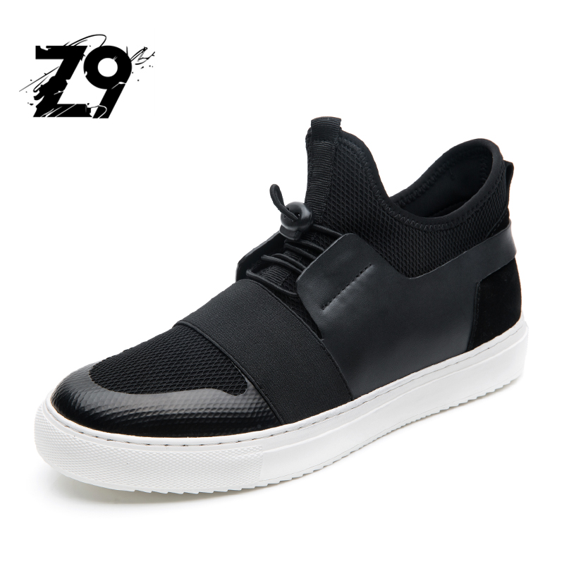 NEW Z9 FASHION MEN BOOTS HIGH CASUAL SHOES MEN ANKLE BOOTS SNEAKER BLACK BRAND DESIGN SUPPER COMFORTABLE GRAIN LEATHER mara s dream new fashion men page 9