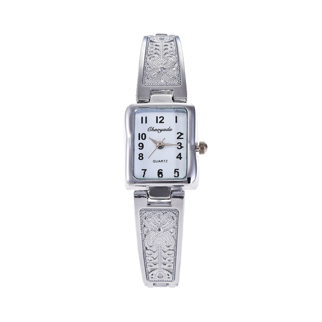 Fashion Silver Bracelet Watch Women Watches Bracelet Women's Watches Ladies Watc