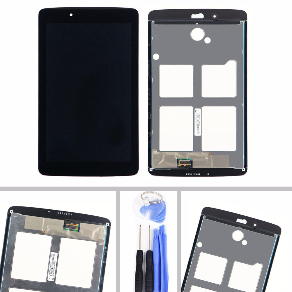OEM LCD Touch Screen Digitizer Glass For LG G Pad 7 0 V400 V410 Replacement