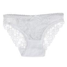 Cotton sexy panties women thongs lace underwear briefs
