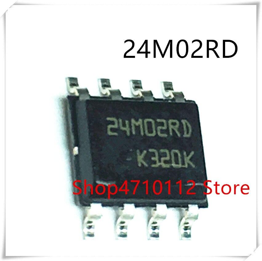 NEW 10PCS LOT M24M02 DRMN6TP M24M02RD MARKING 24M02RD SOP 8