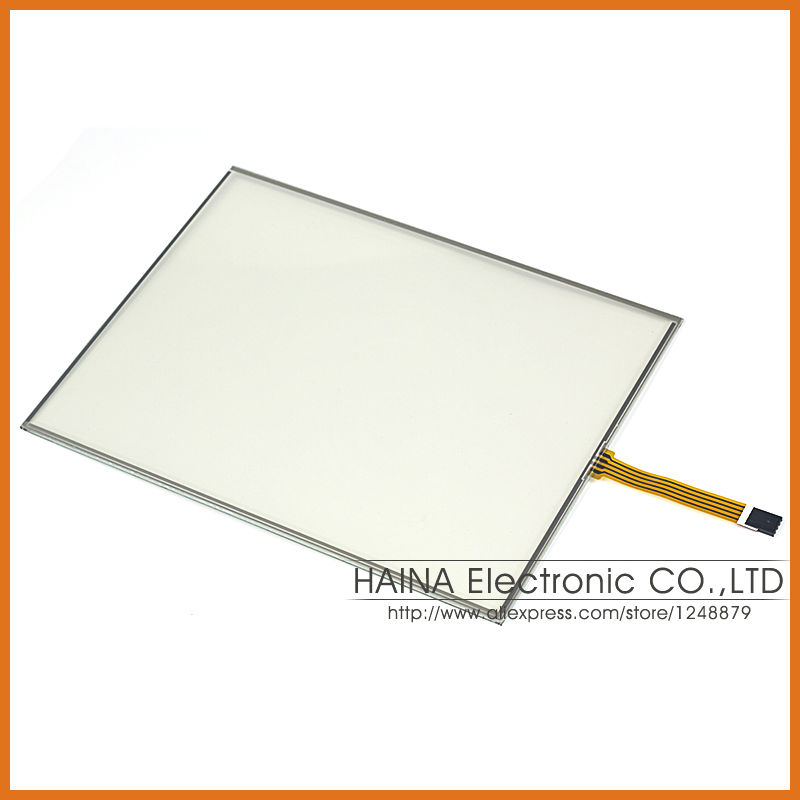 5 wire 12 Inch includes USB Cotroller Resistive Touch Screen Panel For photo kiosk/Laptop/PC
