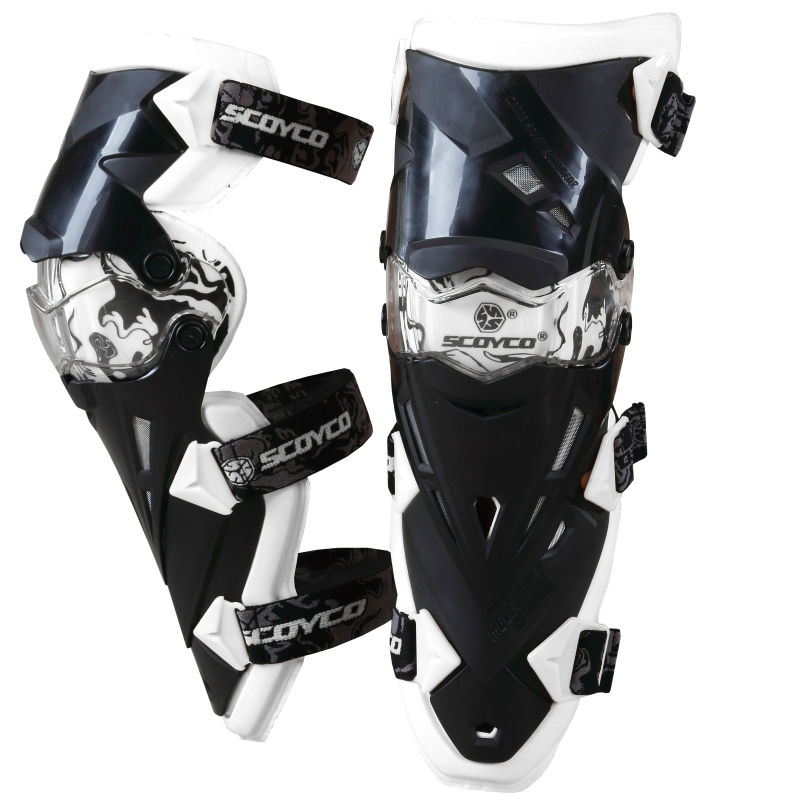Scoyco K12 Motorcycle Protective kneepad Sport Guard off road Motocross Protector Gear mx Racing Knee Pads