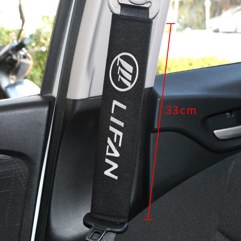 Mobil Styling Mobil Emblem untuk Lifan X60 X50 Solano 520 620 320 125CC Smily Eve 33 Cm Aksesoris mobil Styling