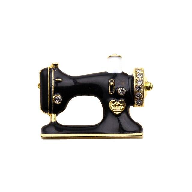 Enamel Sewing Machine...
