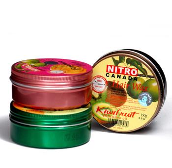 1 sztuk Nitro kanada nitro fruit zapach styl pomada do włosów żel 150g wash clean tanie i dobre opinie Czyszczenie Piłka Loofah