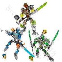 Bionicle Биохимический строительный блок pohatu storm warrior
