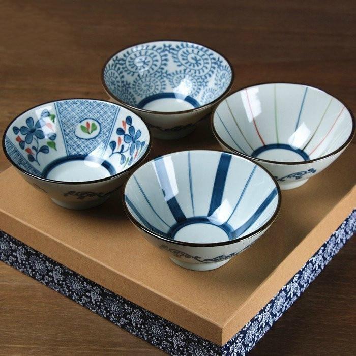 2017 Japanese Style Creative Fashion Ceramic Rice Bowl Household Fruit Salad Tableware Palace Spaghetti Lunch Bowl