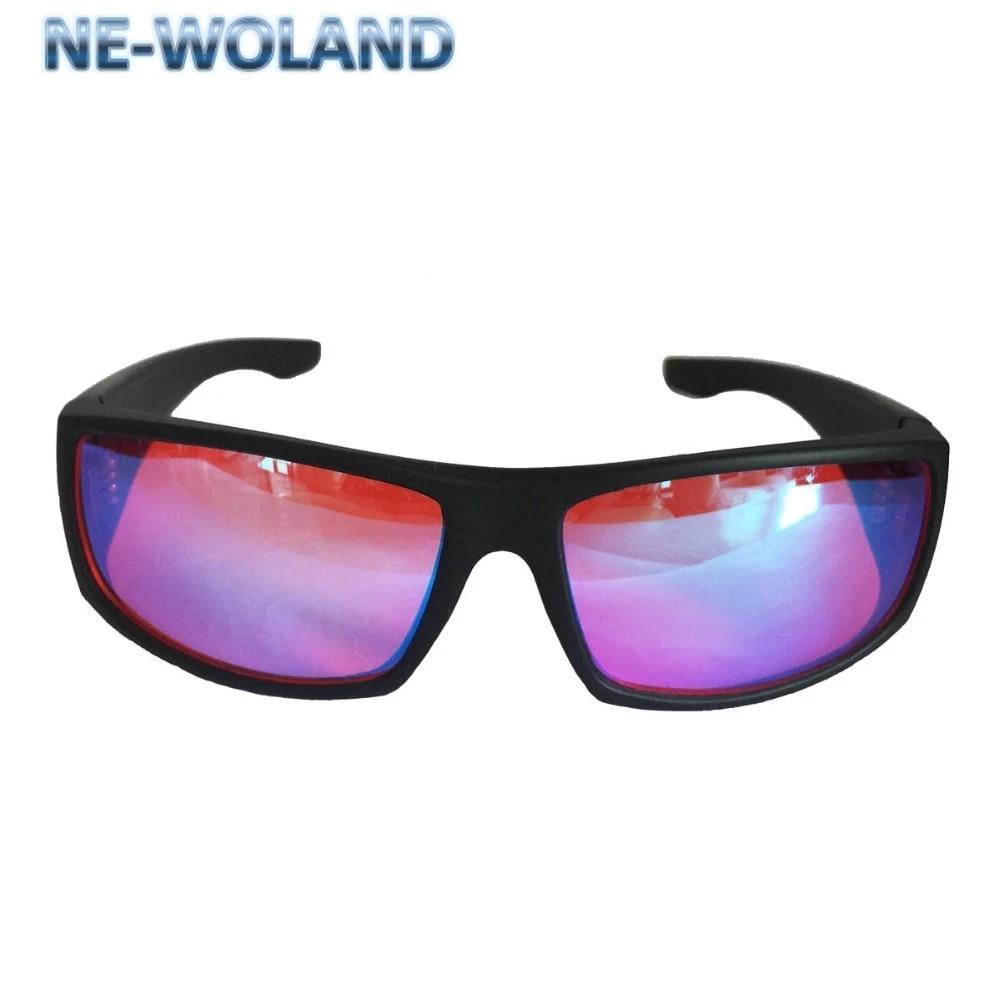 Color blindness Glasses Red Green Color Blind Corrective Eyeglasses for Art  chemical engineering and construction designer.|Men's Sunglasses| -  AliExpress