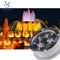 6W LED Spot Light Fountain Pool Pond Lake Lamp Underwater AC12V