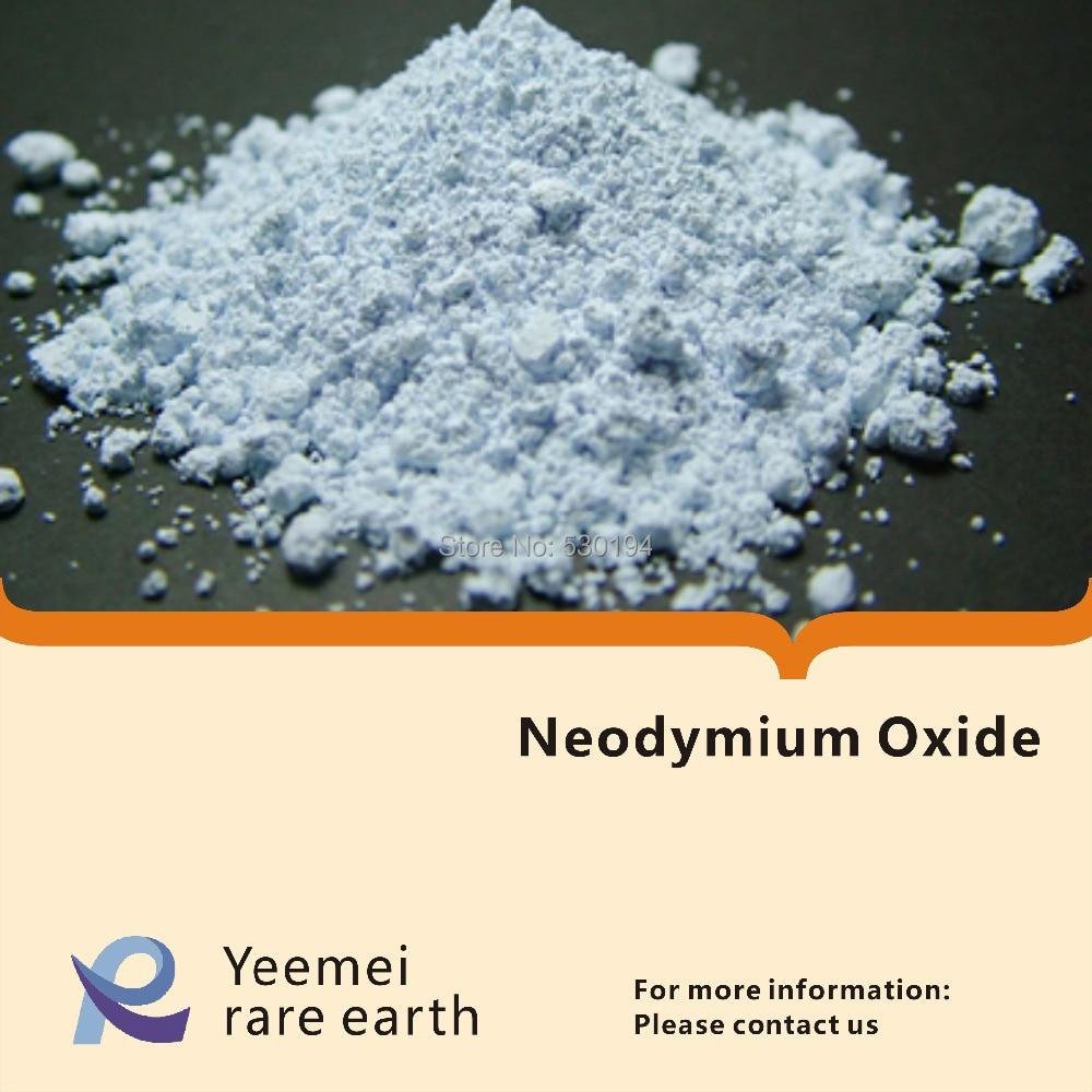 Neodymium Oxide - 99.9% - Nd2O3 rare earth metal oxide все цены