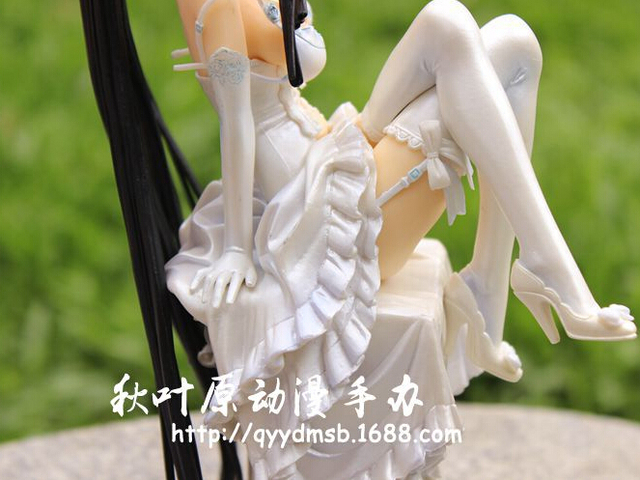 22cm Sexy Skytube T2 Art Girl Narukami Yuno 1/8 Scale Action Figures PVC brinquedos Collection Figures toys for christmas gift