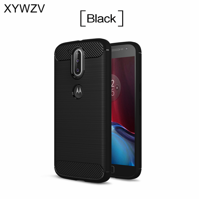 For Cover Moto G4 Plus Case Rubber Brushed Style Phone Case For Motorola Moto G4 Plus Cover For Motorola Moto G4 Plus Fundas