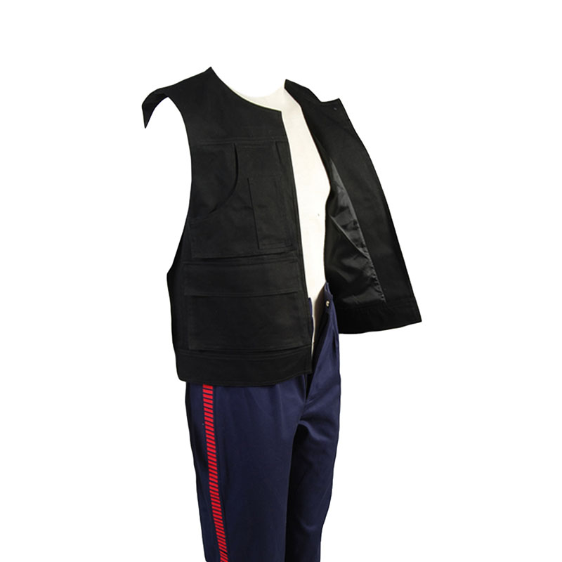 Star Wars A New Hope Han Solo ANH Costume Full Set Halloween Party Convention