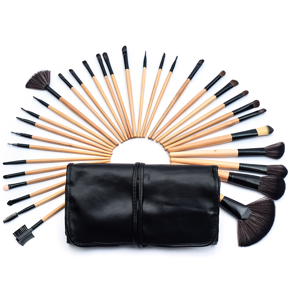 BBL 24pcs Professional Makeup Brushes Set Powder Foundation Eyeshadow Blending Brush Makeup Artist Brush Beauty Tool Top Quality in Eye Shadow Applicator from Beauty Health
