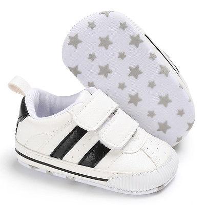 2017 Baby Kleinkind Infant Mädchen Weiche Sohle Arbeiten Prewalker Krippe Schuhe 0-18 Monthes Elegante Form