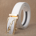 2017 automatic buckle new arrival belt for men Fashion belt men  waistband for men