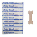 100pcs/lot Nasal Strips Anti snoring sleeping are better than breath right 2 size avaialve