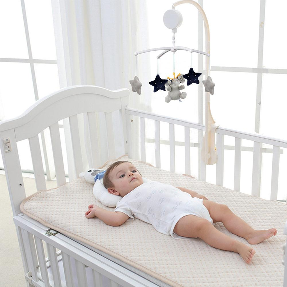 Making Your Own Crib Mobile D DOLITY 18 Crib Mobile Music Box Holder Arm Bracket Baby Bed Bell Toy Set with 35 Songs