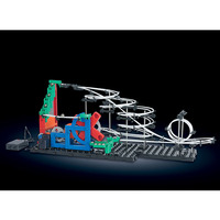 New Arrival The Second Generation Space Rail Toys New Roller Coaster Level 1 TIME CYCLE Overspeeding