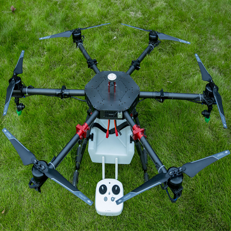 6 axis 7KG Agricultural drone China Agricultural protection UAV For Sprinkle pesticides agriculture drone spray system