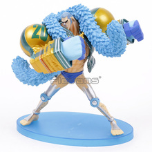 Franky 20th Anniversary One Piece Ichiban Kuji H Ver. 1/8 Scale Action Figure
