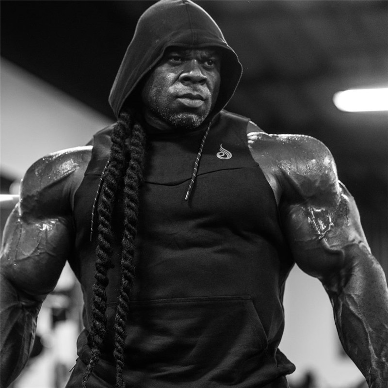 Men Bodybuilding Hooded   Tank     Tops   Man Gyms Fitness Workout Sleeveless Hoodie Sweatshirt Male Fashion Casual Cotton Vest Clothes