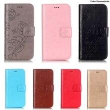 Кожаный чехол-книжка чехол для huawei Y6 Honor 4A для телефона с бумажником и подставкой SCL-L23 SCL-L21 SCL-L04 слот для карт памяти бампер чехол принципиально Y6