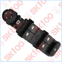 SKTOO For 307 glass lifter switch window lifter switch