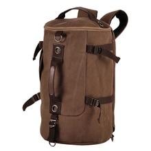 30L Firmly Canvas Men's Sports Bags Gym Bag Sports Designer HandBag Fitness Bags Travel Case Workout Shoulder Bag SB0008