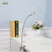 Rechargeable LED reading table lamp beauty lamp eye protection lamp cold light gooseneck modern lamp desk lamp rechargeable цена 2017