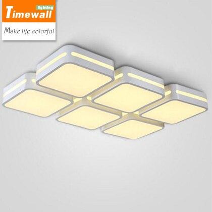 2016 Plafondlamp Cape, de Nieuwe Plafond Woonkamer Lamp Eenvoudige ...