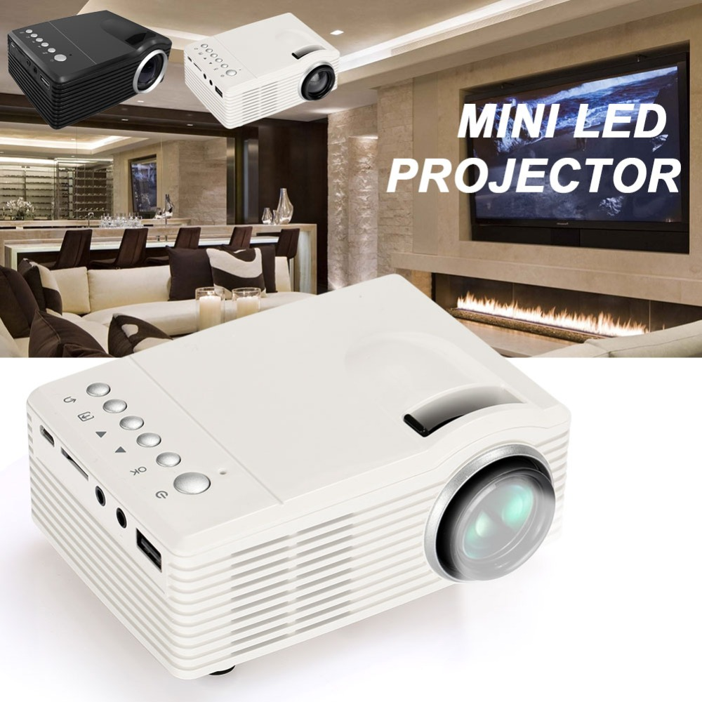 Best Hd Home Theater Multimedia Lcd Led Projector 1080: Aliexpress.com : Buy Projector Mini Home Theater