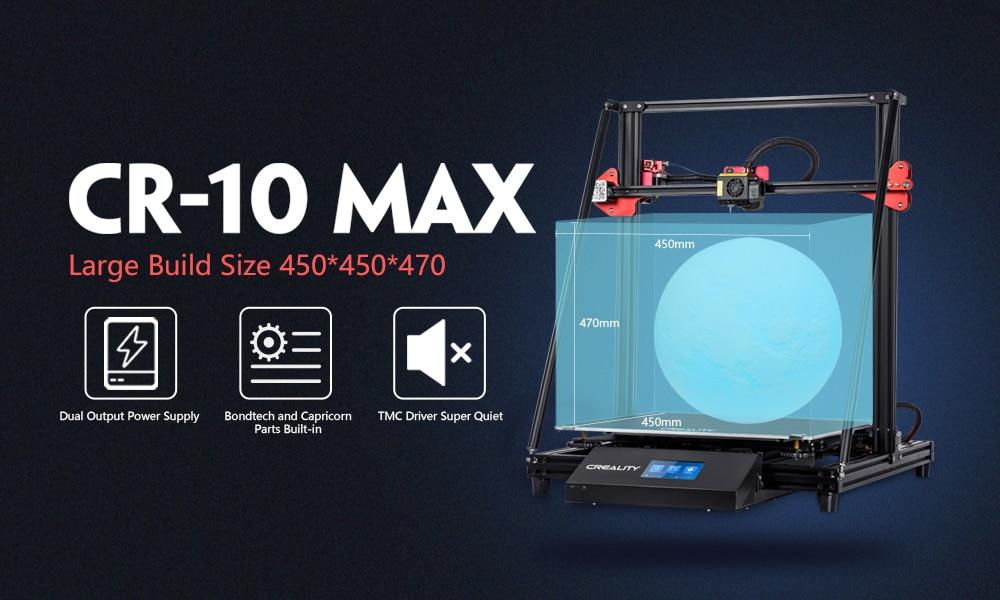 Super Sale] CREALITY 3D Printer Ender 3/Ender 3X Upgraded