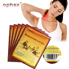 OPHAX Chinese Herbal Pain plaster For Joint Rheumatism Shoulder Knee/Neck/Back Patch High quality medical
