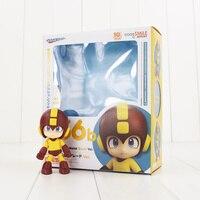 Cute 10cm ROCK MAN rockman 556b PVC FIGURE Toy
