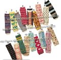 72pcs/lot  infant leg warmers children's leg warmer new style baby legging-dp19020