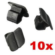 10 Stuks Hood Isolatie Plastic Houder Motorkap Houder Pad Clip Voor Vw 1H5863849A01C
