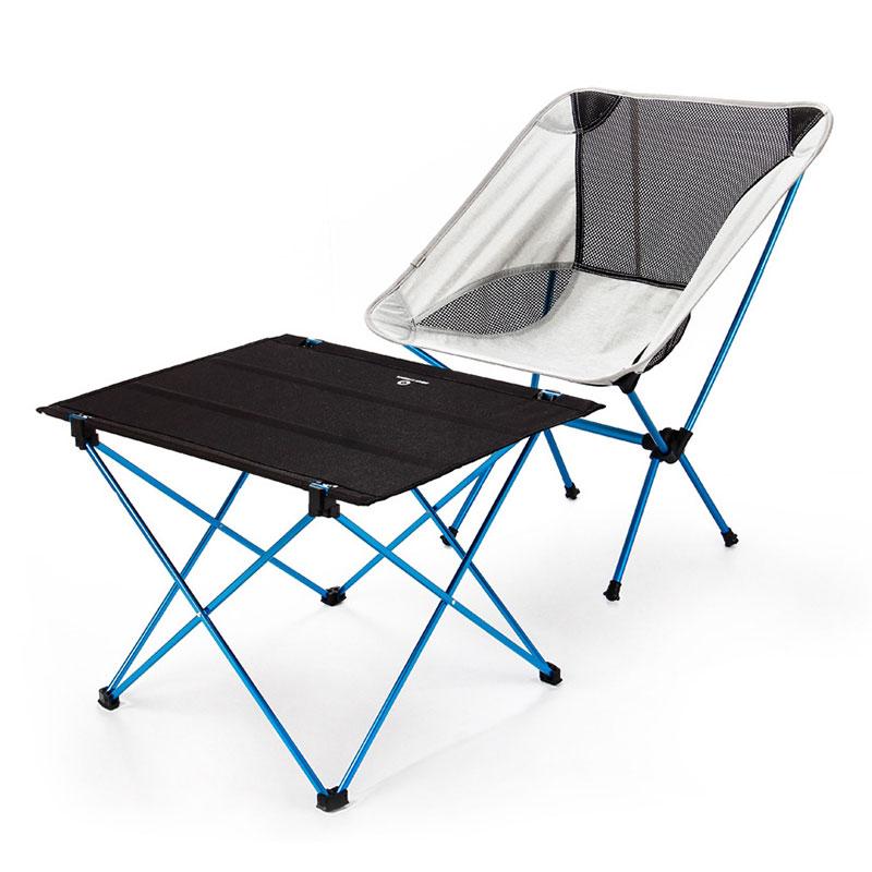Outdoor Camping Garten Sets Angeln Camping Stuhl Mit 600D Oxford Stoff 7075  Aluminium Legierung Strand Reisen