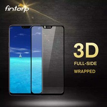 Gehärtetes Glas für OPPO A9 A5 2020 F5 F7 A3S A5S K5 3D Displayschutz Realme 7 X7 X2 X50 3 5 Pro XT V5 C3 C15 7i 5i C2 V3 Film