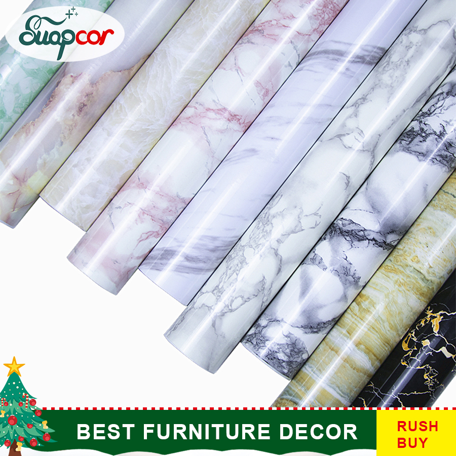 papel contact vinil auto adesivo papel de parede da cozinha armario de marmore moderno mobiliario mesa